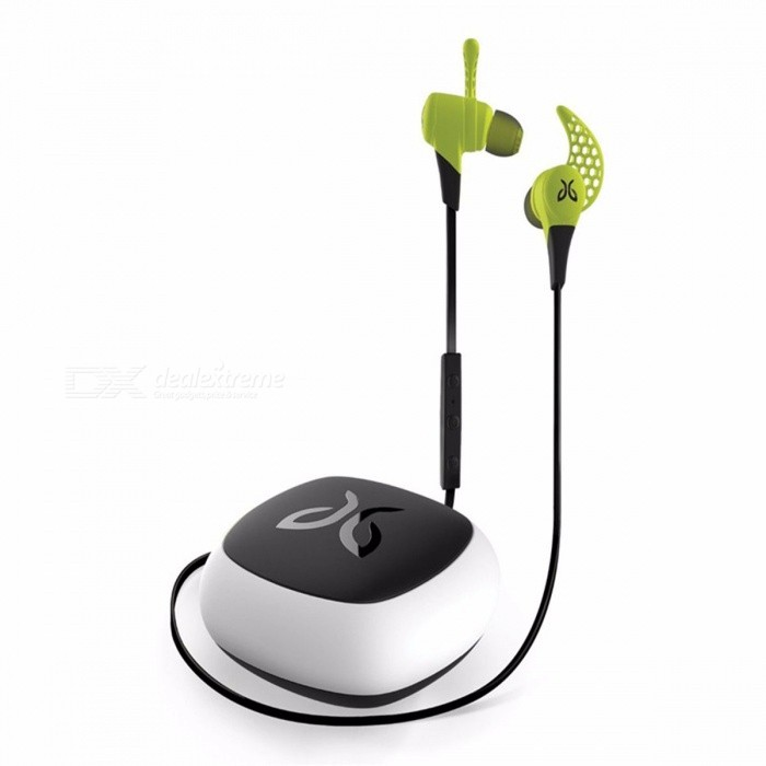 JayBird BLUEBUDS X2 Sports Wireless Bluetooth In-Ear Earbuds Earphones With Mic, 8 Hours Standby, Noise Cancelling