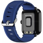 "OUKITEL W2 TF2 1.3"" HD Waterproof Bluetooth Fitness Watch Smartwatch with Step Counter, Heart Rate / Sleep Monitor - Blue"