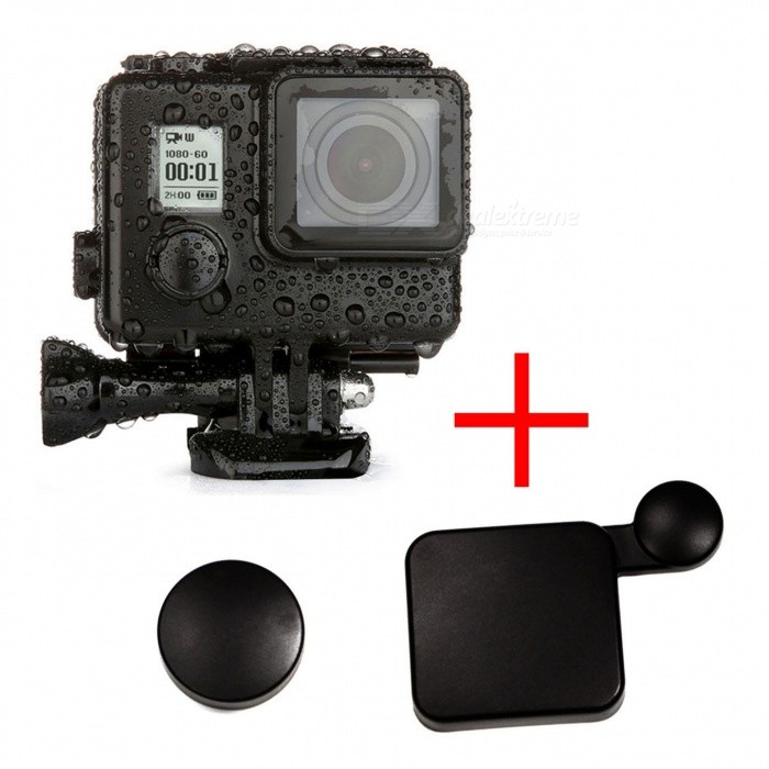 XSUNI-Black-Waterproof-Enclosure-Case-Underwater-Diving-Shell-Box-with-Protective-Cover-for-GoPro-Hero-32b-4