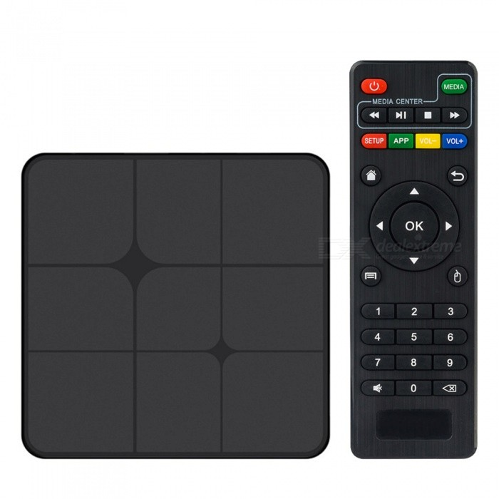 T96 Marx Smart Android TV Box Android 7.1 RK3229 1GB RAM, 8GB ROM