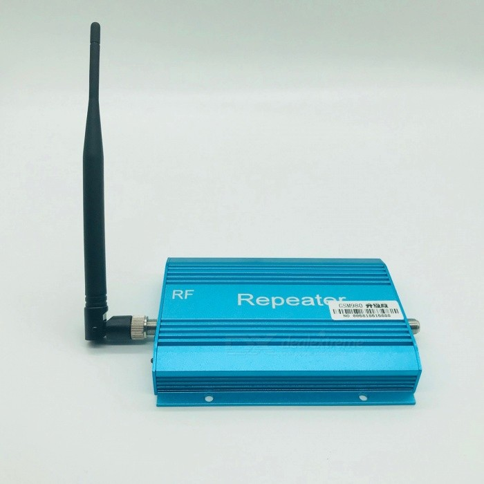 GSM 900Mhz 2G Cell Phone Signal Booster Amplifier With Indoor Outdoor  Antenna EU Plug