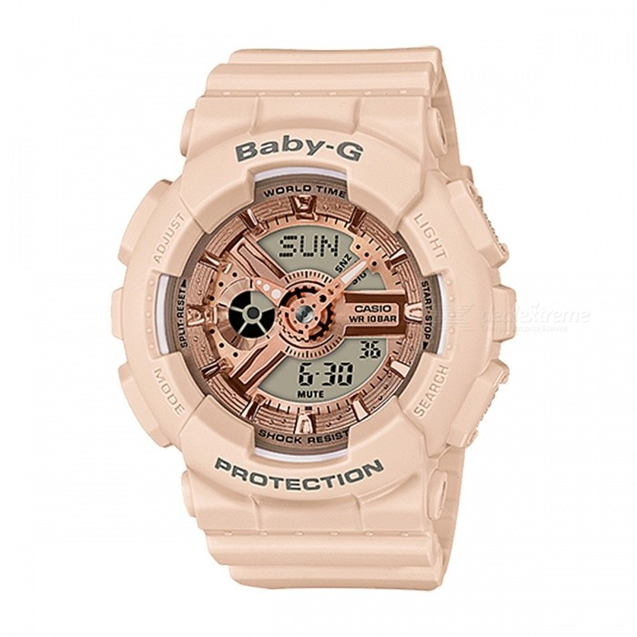 Casio Baby-G BA-110CP-4A Special Color Models Analog Digital Watch ... cb3d5d363d