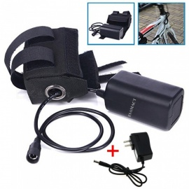 ESAMACT-Waterproof-84V-6400mAh-4x18650-Rechargeable-Battery-Pack-for-LED-Bicycle-Lights-2b-Charger