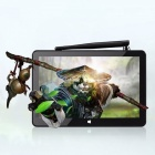 X8RPO Portable Compact Ultra Slim 7 Inches Win10 Android 5.1 Mini Tablet PC Black