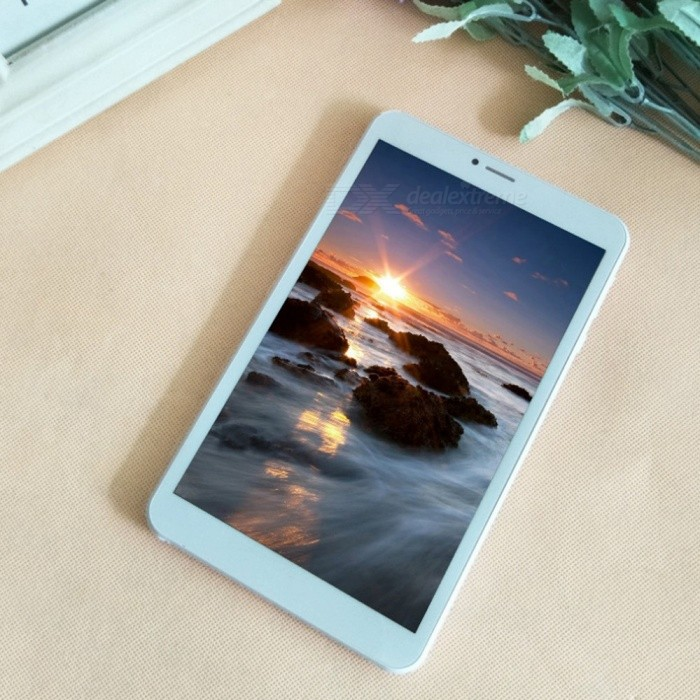 H80 Ultra Thin 8 Inches IPS Screen Android Tablet PC With 512MB RAM, 8GB  ROM, Supports Wi-Fi, 3G Call, 3000mAh Battery Gold