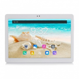 MOOCIS M7 10.1inch IPS Android Octa-Core Tablet 4G LTF Phone Tablet With Wi-Fi, 2GB RAM 16GB ROM, 2MP + 5MP + Leather Keyboard Case Gold