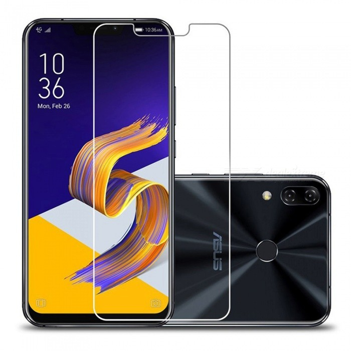 Naxtop Tempered Glass Screen Protector for Asus Zenfone 5z ZS620KL (2 PCS) - Free Shipping - DealExtreme