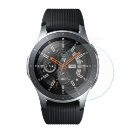 Hat-Prince Ultra Thin Clear Tempered Glass Screen Protector Film for Samsung Galaxy Watch 46mm
