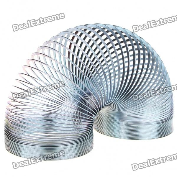 Stress-Relieve Copper Magic Slinky Rainbow Spring Toy
