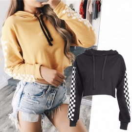 Long-Lantern-Sleeve-Hoodie-Casual-Women-Sweater-Hooded-Thin-Loose-Short-Paragraph-Hoodies-For-Womens