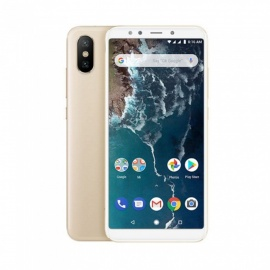 Xiaomi A2 Android Phone with 6GB RAM, 128GB ROM - Gold