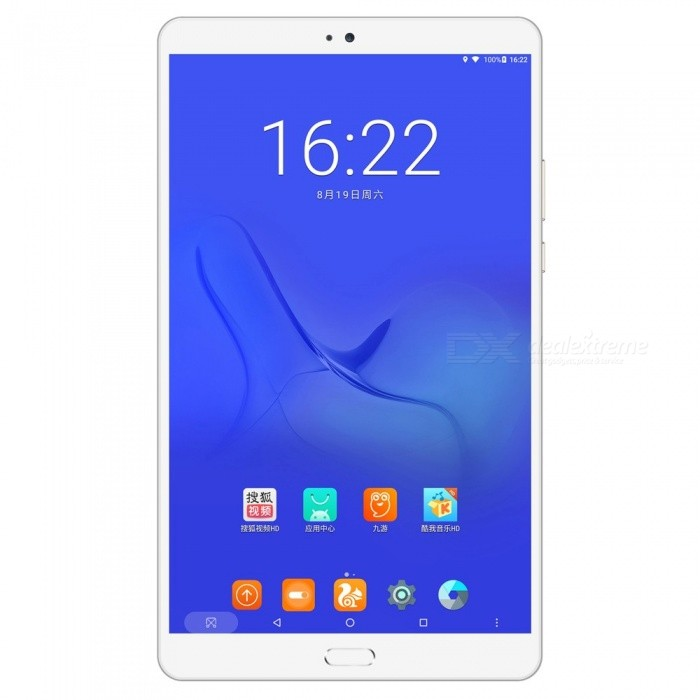 Teclast T8 8.4 Inches 2.5K Screen Gaming Tablet PC With 4GB RAM, 64GB ROM, 5400mAh Battery White