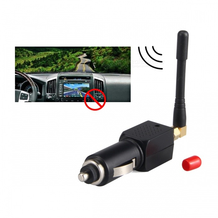 HakkaDeal JAX-110D-1 Car GPS Satellite Signal Cutoff Device Blocker