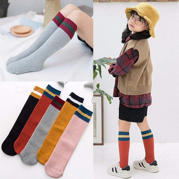 School | Cotton | Three | Solid | Sport | Color | White | Black | Knee | Year | Sock | Girl | Bar | Kid