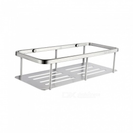 SUS304-Stainless-Steel-Wall-Mounted-Shelf-for-Bathroom-Accessory-Shelf