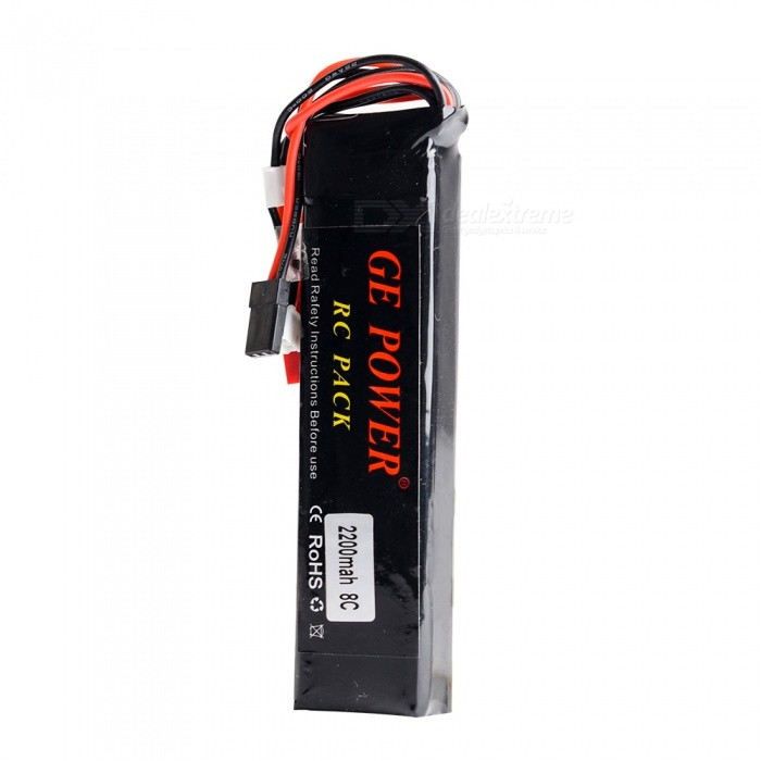 11.1V 8C 2200mAh High Lipo Battery for AT9 T8F8 DEVO7 Remote Control Helicopter Quadcopter Drone Part