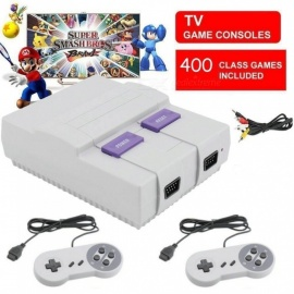Super NES SNES Mini Classic SFC Game Console Entertainment Built in 400 Classic Games EU Plug