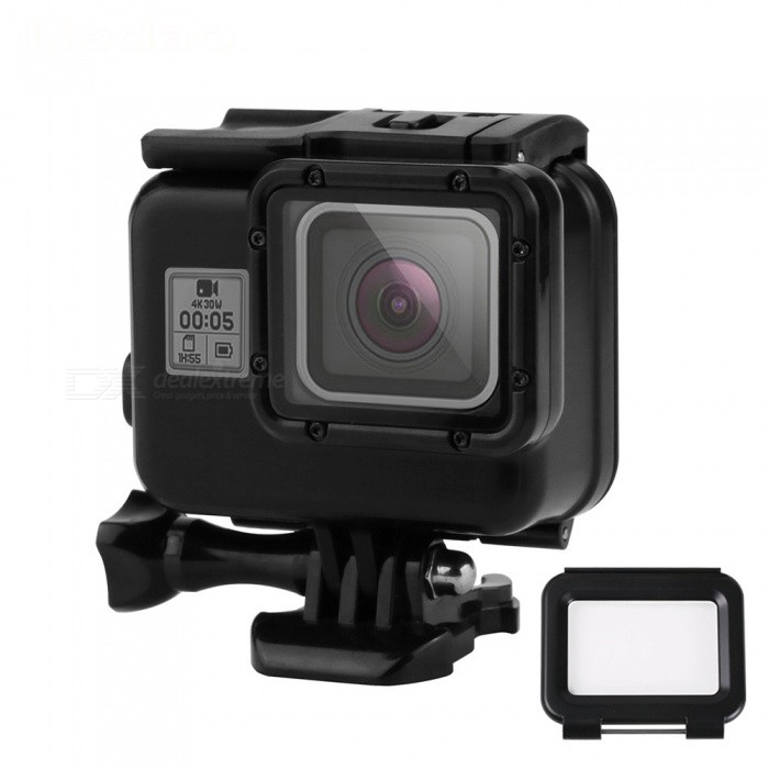 Waterproof-Housing-Case-Protecting-Mask-with-Touch-Screen-Back-Cover-for-Gopro-Hero-6-5