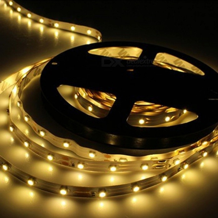 YWXLight 3528 SMD 300 LED Strip Light 5M 12V Super Bright Flexible Tape