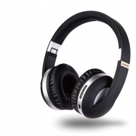 Mh4-Portable-Folding-Adjustable-Bluetooth-Wireless-Headphone-Headset-With-Microphone-Supports-TF-Card-Black