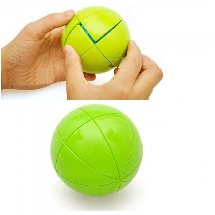 P-TOP Magic 3D Intelligence Ball Puzzle Brain Teaser Game Educations for Kids IQ Training Logical Puzzle Children Toys