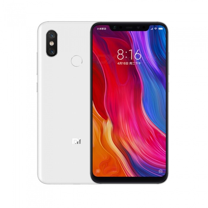 Xiaomi mi 8 Android Phone with 6GB RAM, 64GB ROM