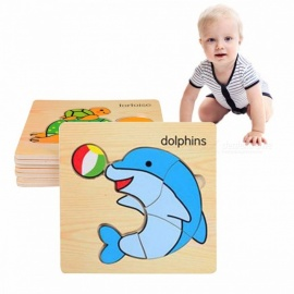 3D-Marine-Animals-Wooden-Clutch-Plate-Puzzle-Toy-Early-Childhood-Educational-Toy-For-Children-Cognitive-Ability-(8-PCS)-Yellow