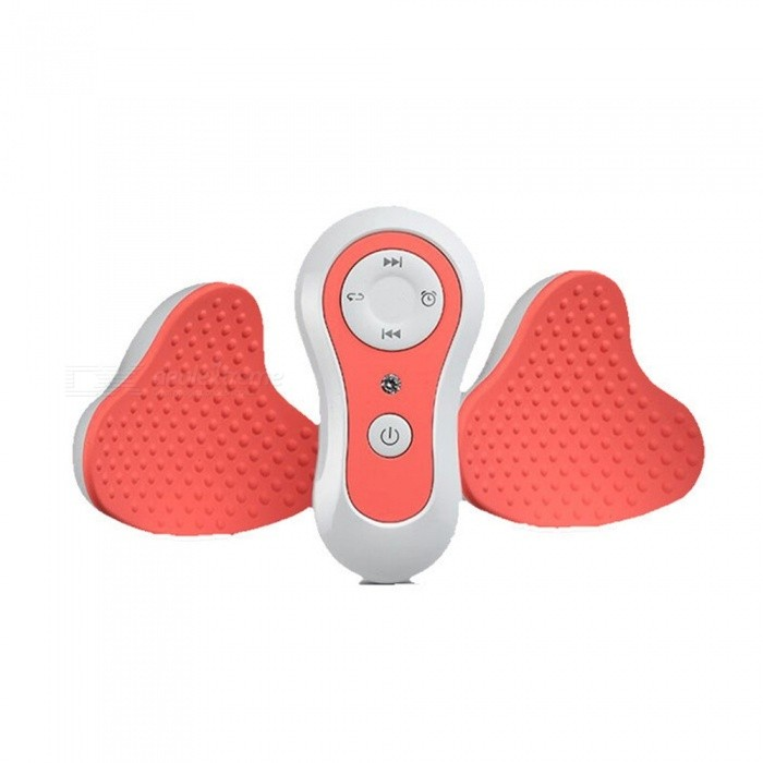 Portable Electric Breast Instrument Prevent Breast Sagging Increase Breast Enlargement Chest Vibrating Massager