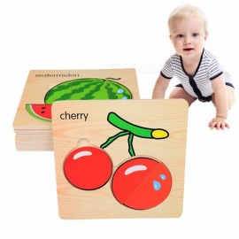 3D-Fruits-Wooden-Clutch-Plate-Puzzle-Toy-Early-Childhood-Educational-Toy-For-Children-Cognitive-Ability-(8-PCS)-Yellow