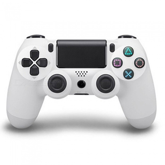 Bluetooth Wireless Game Controller Griff Gamepad, Remote-Joystick Für PS4, Android, Tablet Kam Schwarz