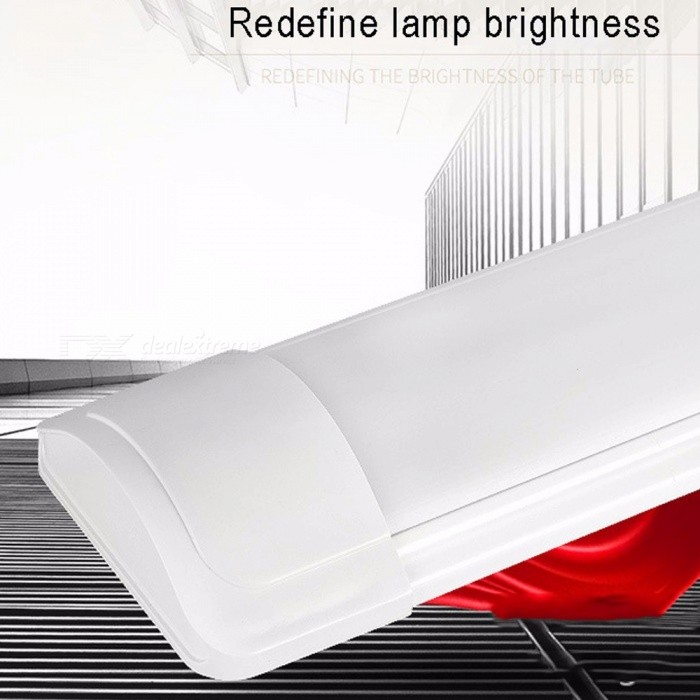 Buy CANMEIJIA LED Tri-proof Light Cleaning Luminaire Fluorescent Tube LED Lights Bulbs CMJ-JHD-001 White/20w/T8 with Litecoins with Free Shipping on Gipsybee.com
