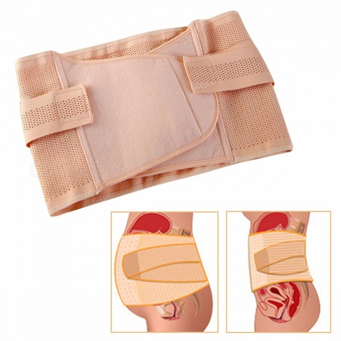 Breathable Pelvic Correction Belt, Women Butt-Lifting Body Shaper Shapewear, Hip Pelvis Belt Abdomen Body Girdles As the Picture