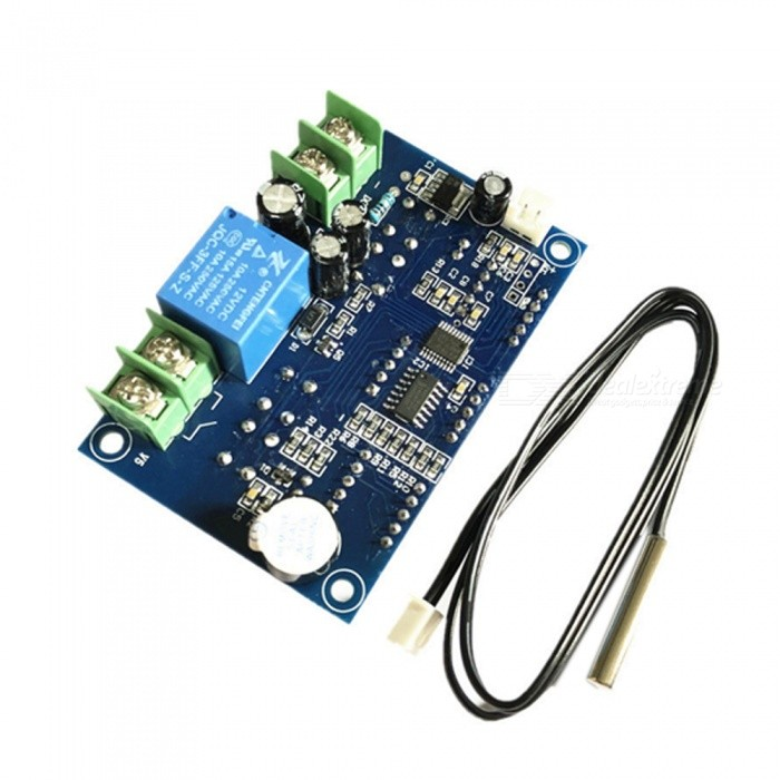 ZHAOYAO DC 9V-15V XH-W1401 Intelligent Digital Thermostat Module Temperature Control