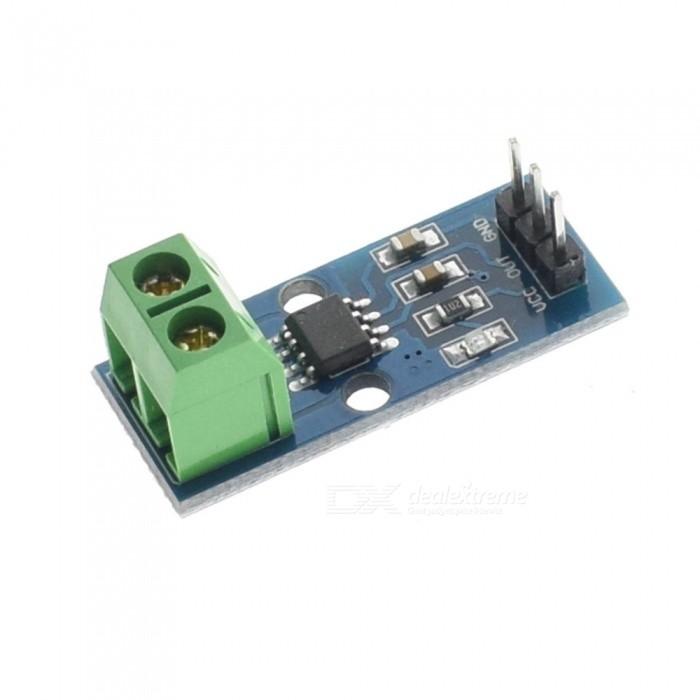 ZHAOYAO ACS712 5A Range Hall Current Sensor Module ACS712 Module For Arduino 5A