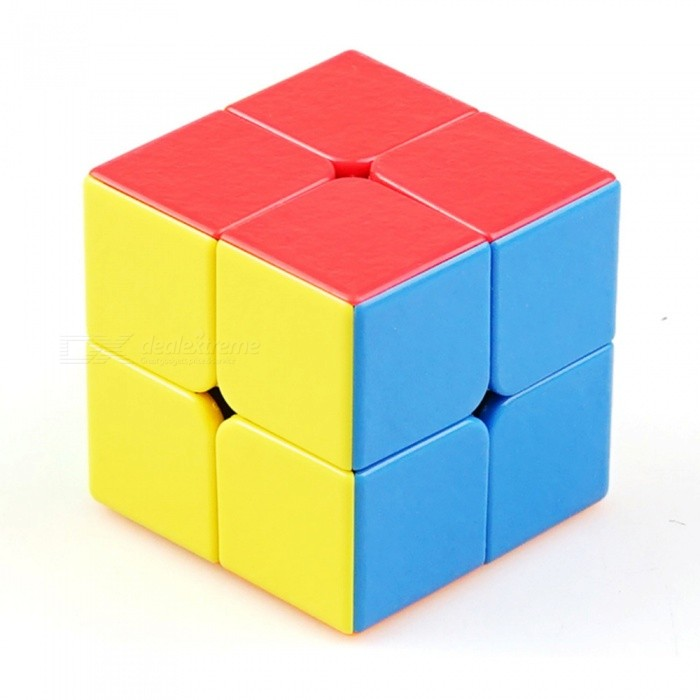 ShengShou Gem 2x2 Speed Cube Stickerless Magic Cube Puzzles Toys 50mm
