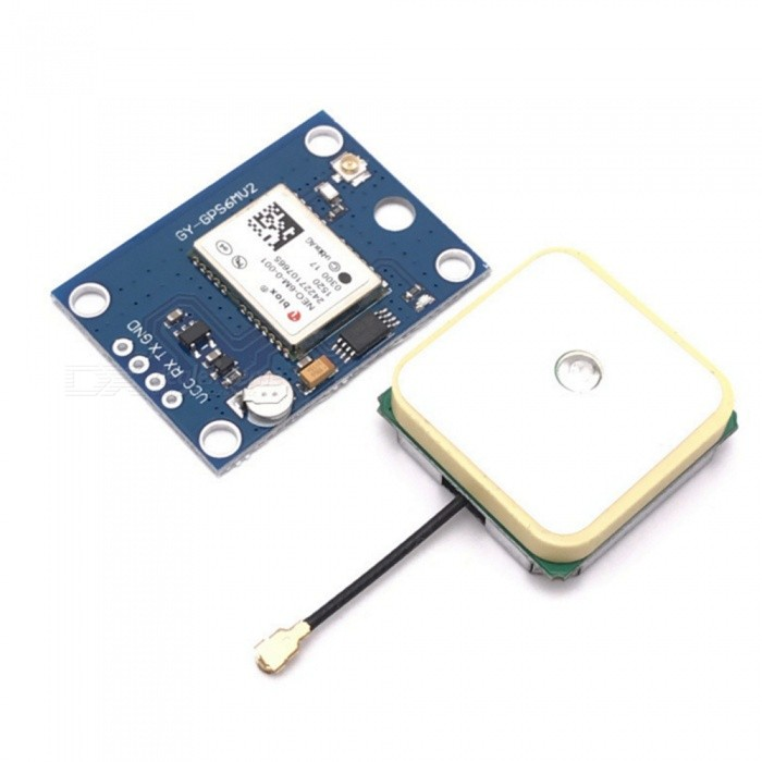 ZHAOYAO GY-NEO6MV2 NEO-6M GPS Module NEO6MV2 with Flight Control Set