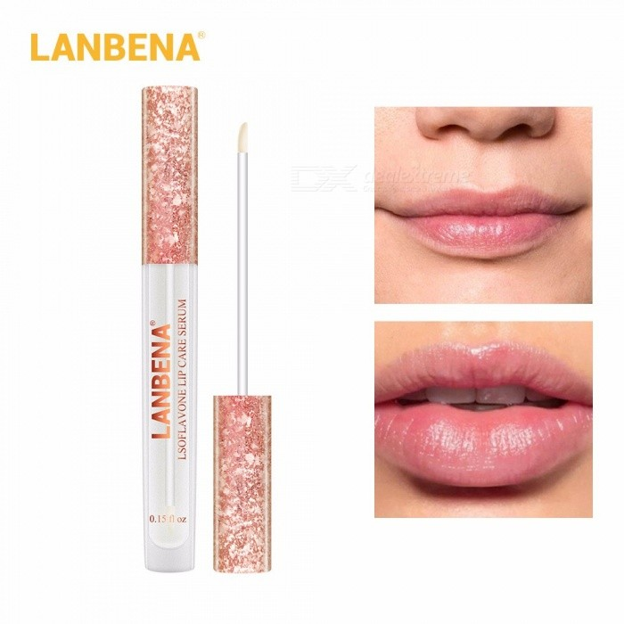 Lip Care Essence Full Lip Plumper Mask Increase Lip Elasticity Reduce Fine Lines Repairing Moisturizing Beauty Makeup