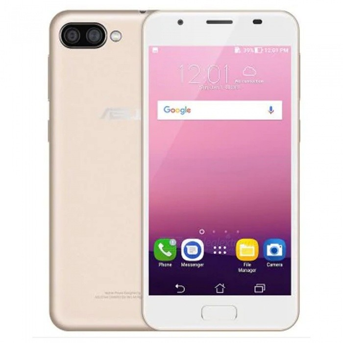 ASUS Zenfone Pegasus 4A ZB500TL 5 Inches 4G Smartphone With 3GB RAM, 32GB ROM, 13.0MP And 8.0MP Rear Cameras Gold