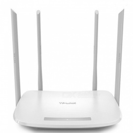 1200Mbps Wireless Wi-Fi Router - White