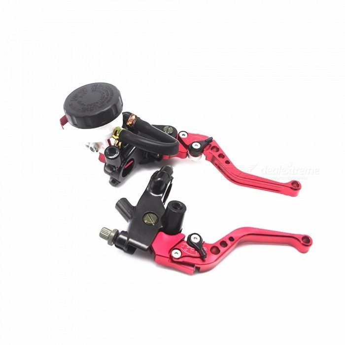 ZS-Racing-Universal-CNC-22mm-Motorcycle-Brake-Clutch-Kit-Levers-Master-Cylinder-Reservoir-Set