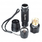 FANDYFIRE 501B 5-Mode 250-Lumen White LED Flashlight w/ CREE R2 WC / Strap (1 x 18650 / 2 x 123A)