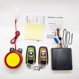 12V-Motorcycle-Bike-Anti-theft-Horn-Scooter-Security-Alarm-System-Remote-Control-Engine-Start-Keyless-Entry