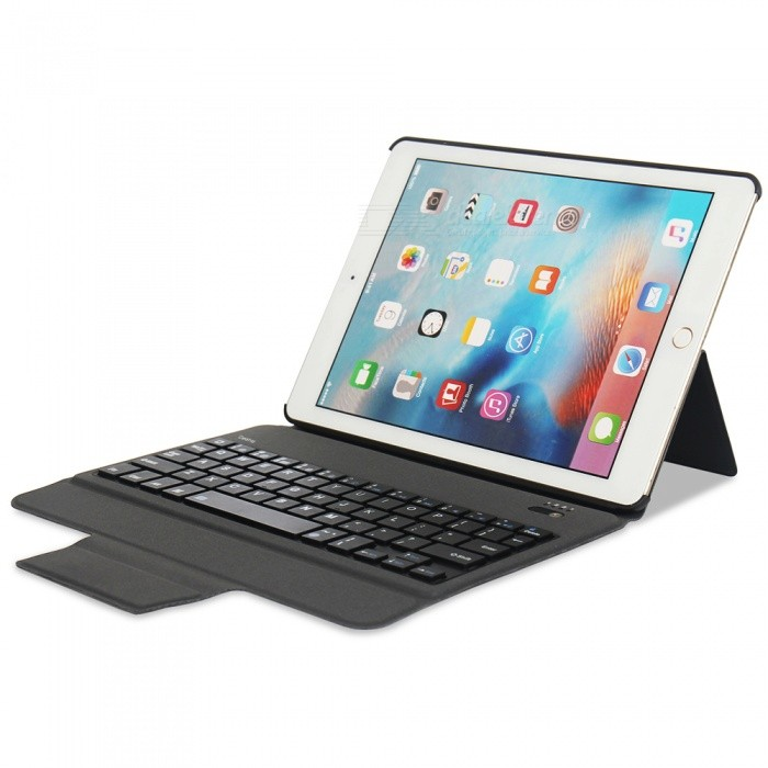 Cooho Bluetooth Keyboard Case for For IPad Air 1/2/PRO 9.7 2017/2018 - Red