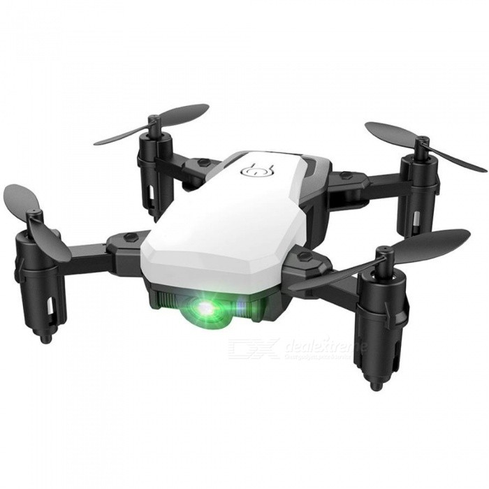 SG800 RC Helicopter 2.4G 4CH 6-Axis Gyro Mini Foldable Pocket Drone Quadcopter / Remote Control Toy - White for sale for the best price on Gipsybee.com.