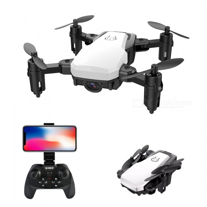 SG800 RC Helicopter 2.4G 4 Channel Wi-Fi FPV Foldable Mini RC Quadcopter Pocket Drone with 2.0MP HD Camera - White for sale for the best price on Gipsybee.com.