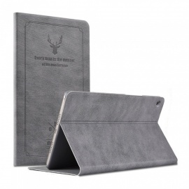 Ultra-Slim-Thin-PU-Leather-Flip-Open-Tablet-Cover-Case-for-Xiaomi-Mi-Pad-4-Plus-Gray