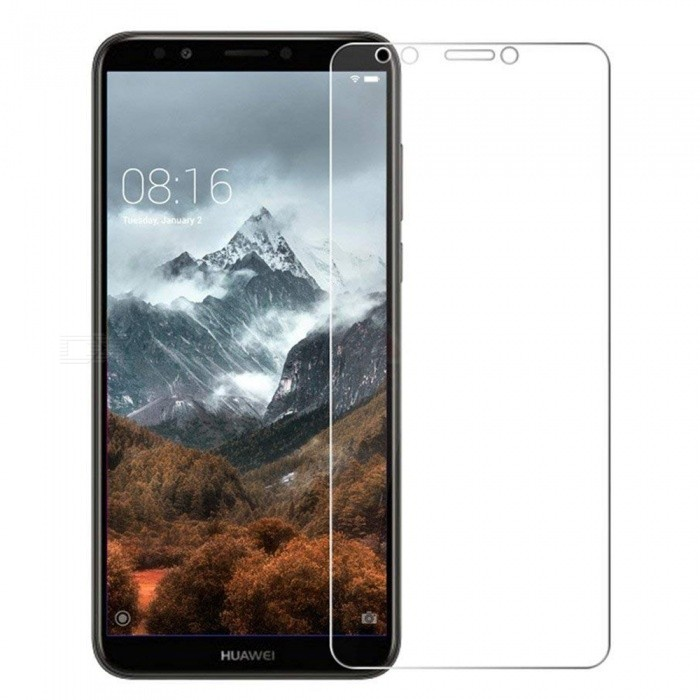 Naxtop Tempered Glass Screen Protector for Huawei Y7 (2018)