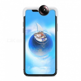 Portable-360-Degree-Panoramic-Mobile-Phone-External-Lens-For-IPHONE-White