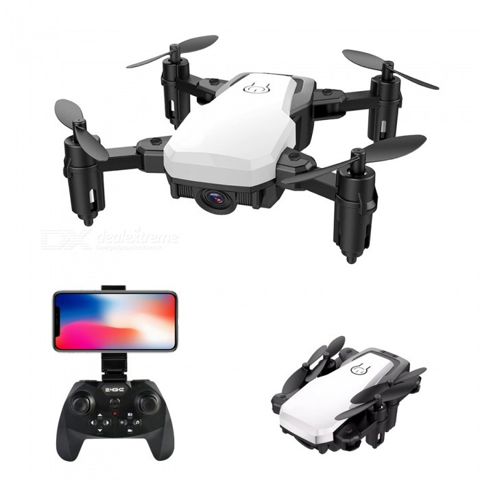 SG800 RC Helicopter 2.4G Wi-Fi FPV Foldable Mini RC Quadcopter Pocket Drone with HD 720P 2.0MP Wide-Angle Camera - White for sale for the best price on Gipsybee.com.