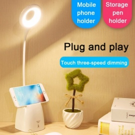 Creative-3-in-1-USB-Rechargeable-Eye-Protection-Table-Desk-Lamp-With-Pen-Container-And-Phone-Holder-Function-Blue0-5W